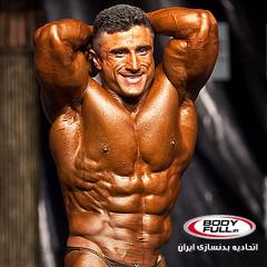 نتایج مسابقات جهانی پرورش اندام IFBB1