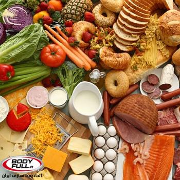 1چند حقیقت کوتاه از مواد غذایی