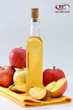 آیا سرکه سیب لاغر کننده است؟