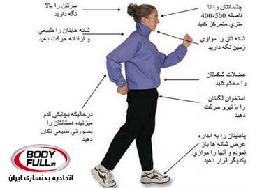 پیاده روی بهترین،آسان ترین و ارزان ترین ورزش برای سلامتی، نشاط و تناسب اندام