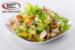 دستورالعمل غذایی کلی برای کوچک کردن شکم