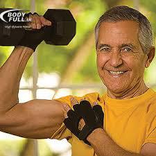 تمرین با اوج انرژی - جلو بازو