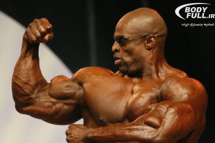 افزایش حجم عضلات جلو بازو