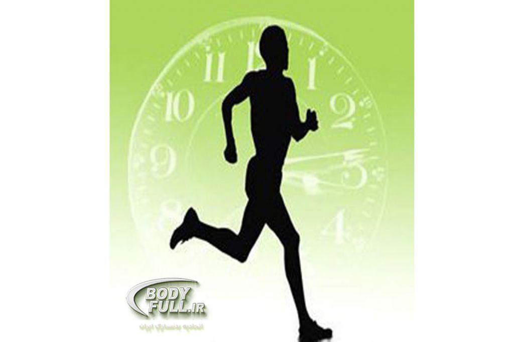 دویدن - تمرین هوازی بیش از حد