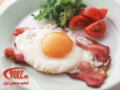 تغذیه صحیح - صبحانه