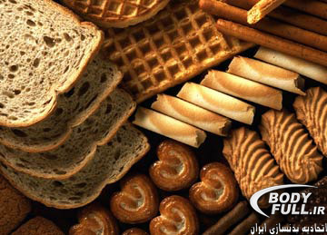 کربوهیدرات - نان