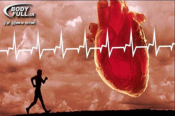 تاثیر تمرین با وزنه بر روی سلامت قلب و عروق
