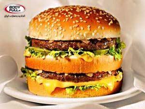 نبرد همبرگر و استیک