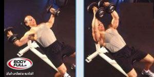 با 8 حرکت عضلات سینه را کیش و مات کنید
