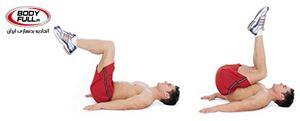 4 حرکت سازنده با انقباض کامل عضلات