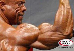 بازوی بزرگ بازوی قوی نیست