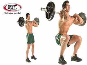 استراتژی پاهای قدرتمند (حرف های قهرمان رقابت های قوی ترین مردان)