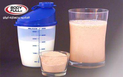 پروتئین ،عضله سازی
