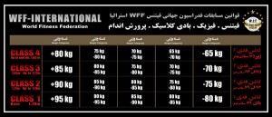 WFF 2014 Rules website