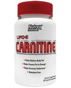 LIPO-6_Carnitine_60ct