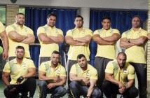 نتایج ملی پوشان پرورش اندام ایران در مسابقات آسیایی 2015 ژاپن