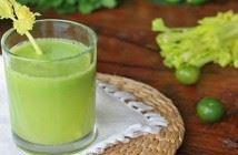 بفرمایید شیک پروتئین و سبزیجات